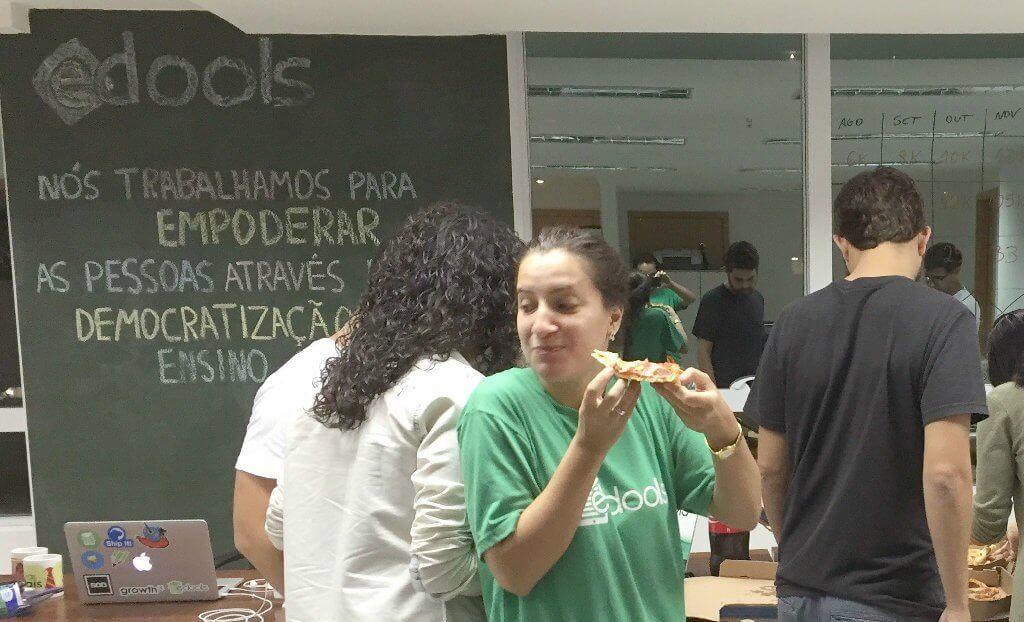 exemplo cultura organizacional edools