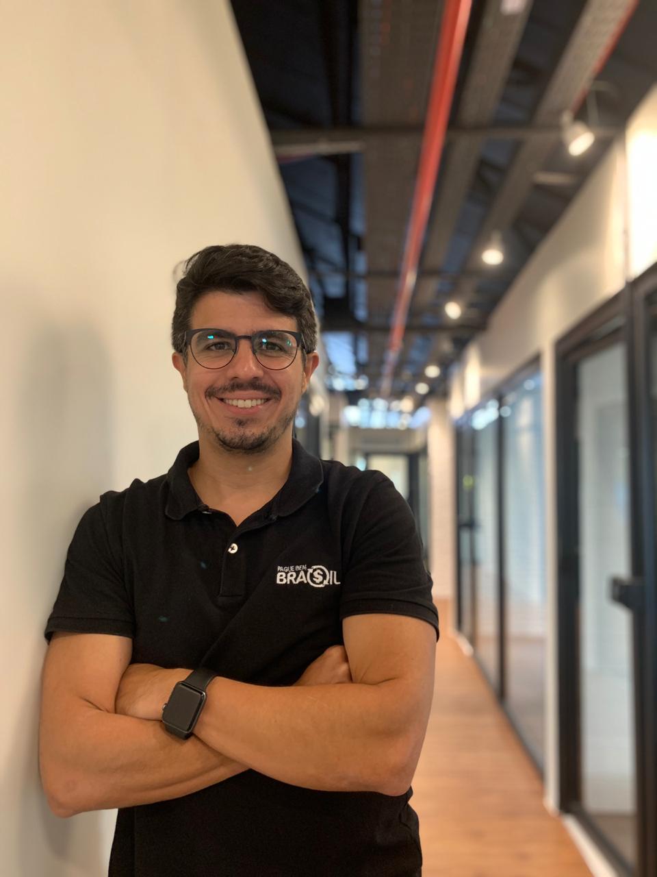 Cliente iugu Alvaro Leal - CEO Pague Bem Brasil